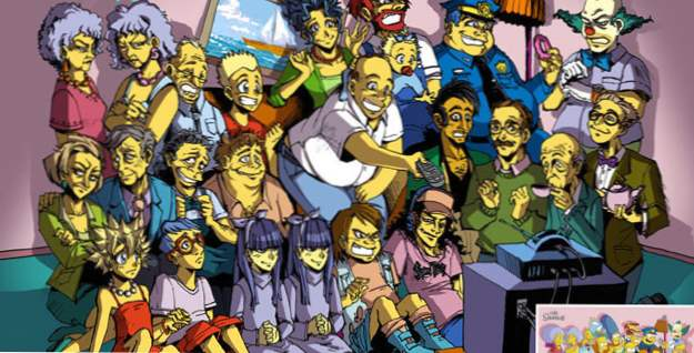 Top 20 Simpsons-citaten (Films en tv)