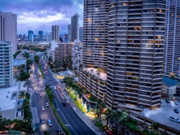 Rýchlosť datovania Honolulu 2013