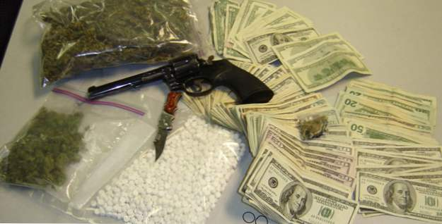 Top 15 Crime Baser og Drug Lords i 2012