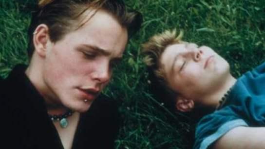 Ne další dospívající filmová sexuální scéna