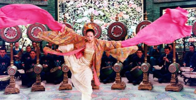 Top 10 Wuxia-films