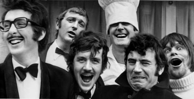 Top 25 Monty Python-schetsen (Films en tv)
